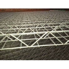 70 dan 70mm 3D Welded Wire Mesh Panel Pabrik